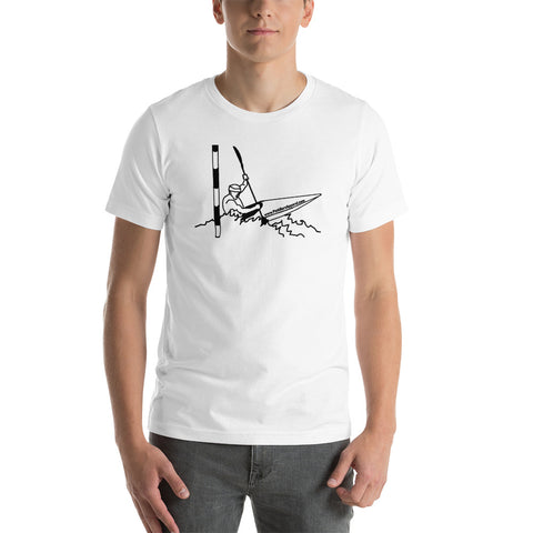 Canoe Slalom Short-Sleeve T-Shirt