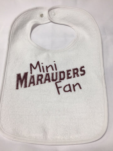 Bib - Mini Marauder Fan