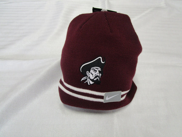 Nike Winter Knit Hat - Maroon