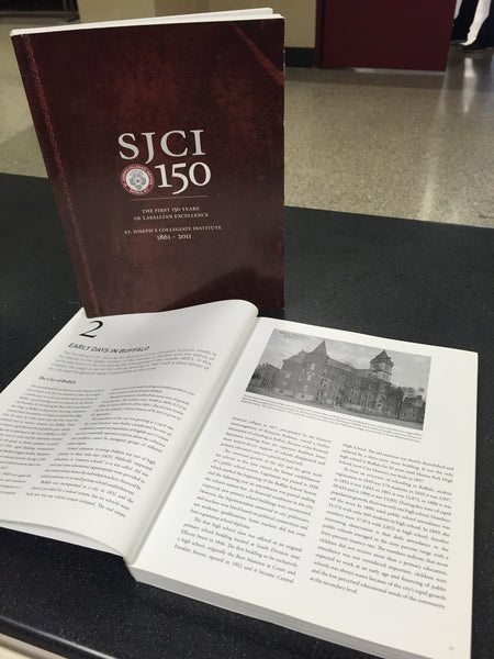 """SJCI 150"" The First 150 Years of Lasallian Excellence"