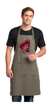 "Novelty Aprons - ""Marauder Head"""