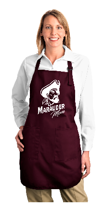 "Novelty Aprons -""Marauder Mom"""