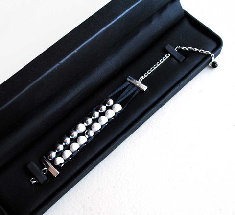 Sterling Silver  Knitting Abacus