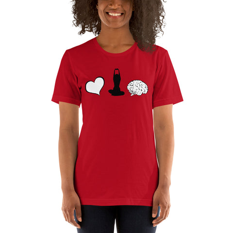 Heart, Body, Mind T-Shirt