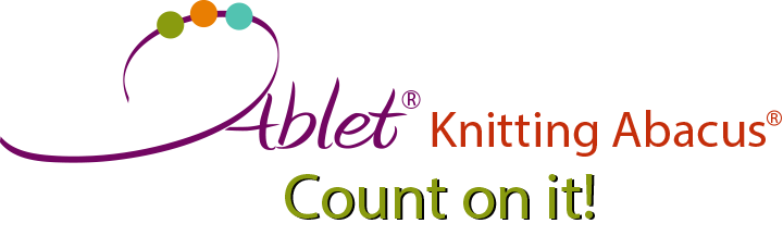 Ablet Knitting Abacus