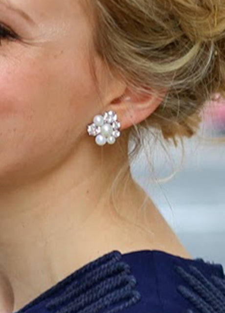 Pearl Earrings Elise
