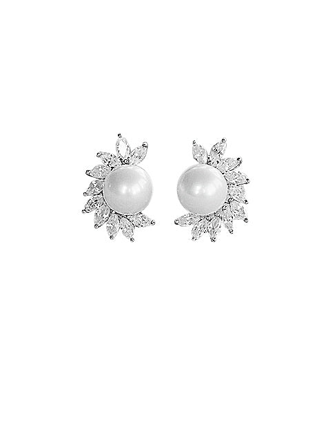 Pearl Earrings Florence