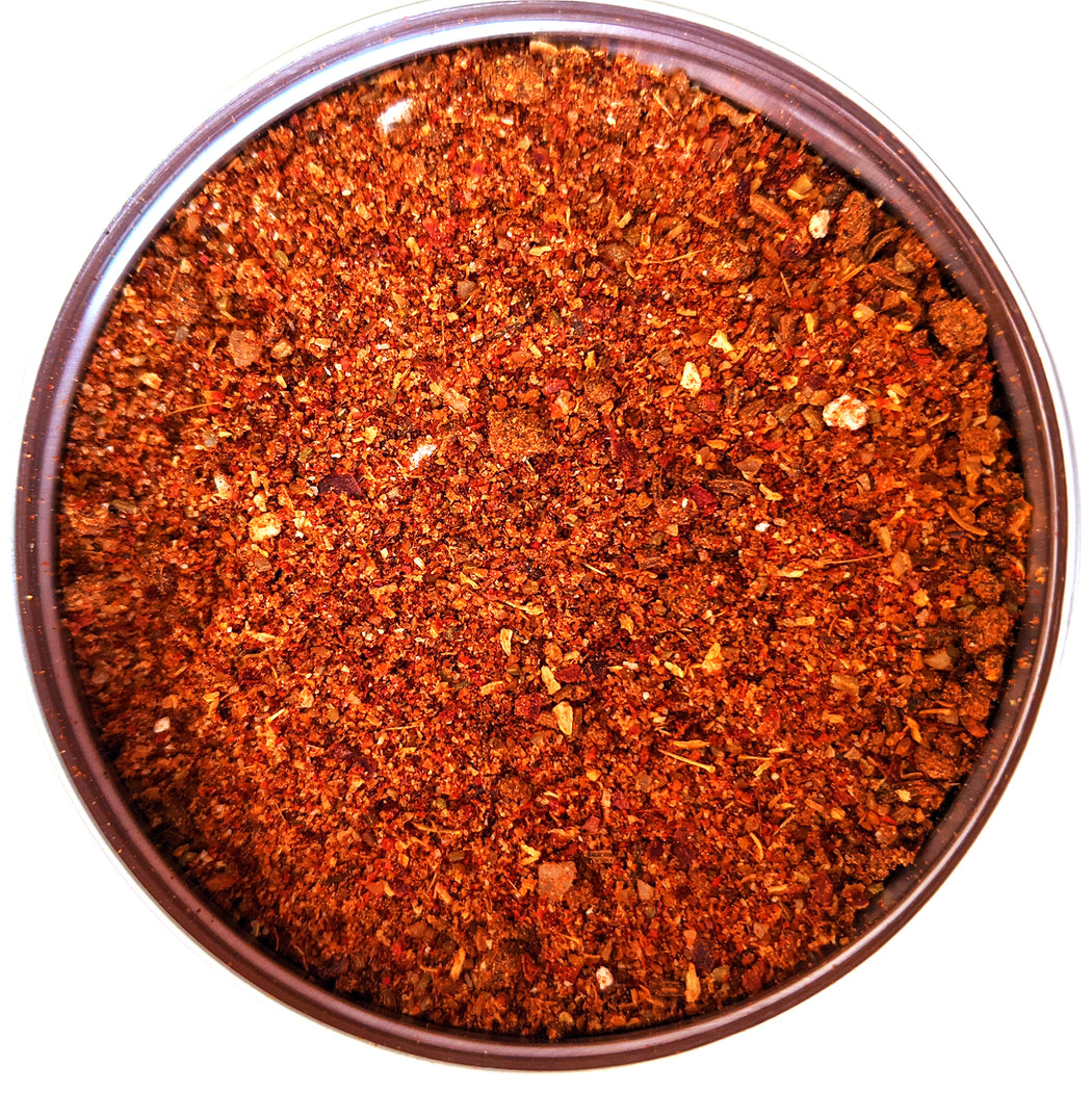 Organic Whiskey Spice Rub