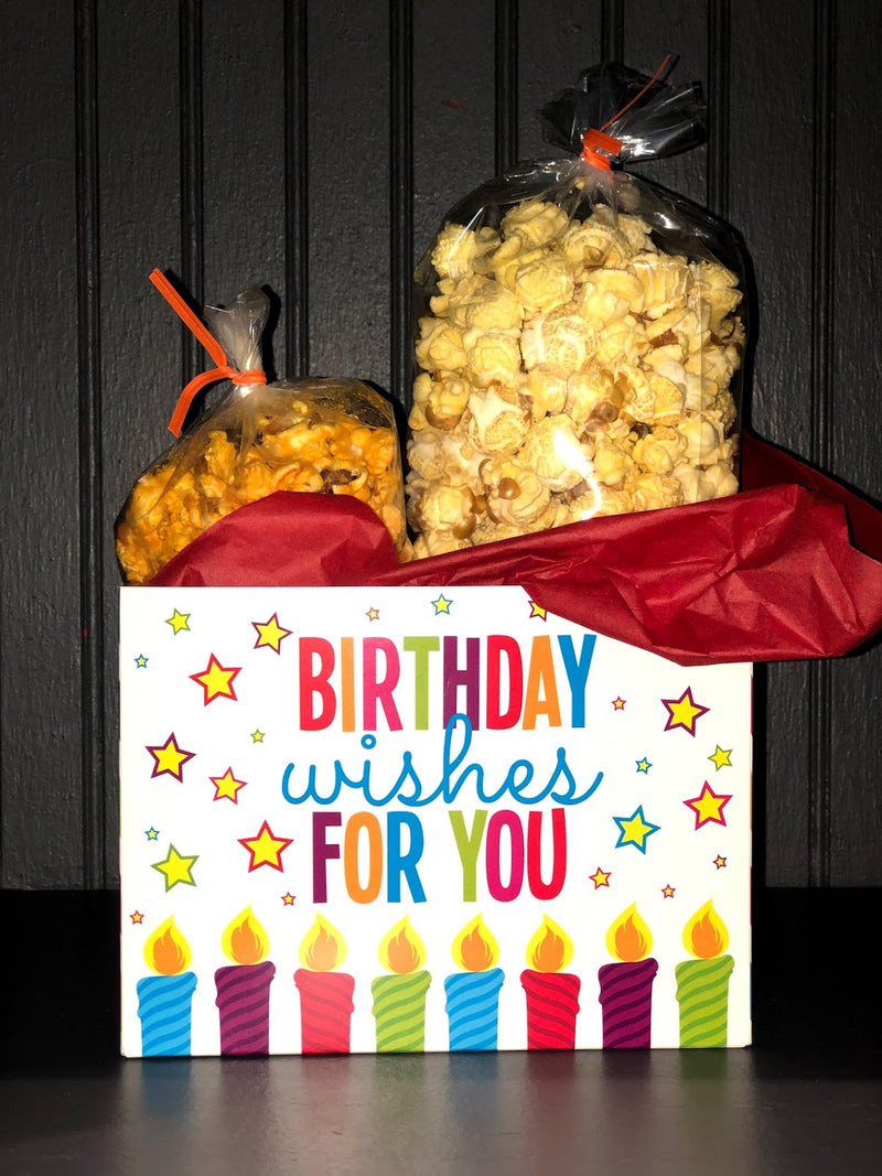 Medium Birthday Wishes Box