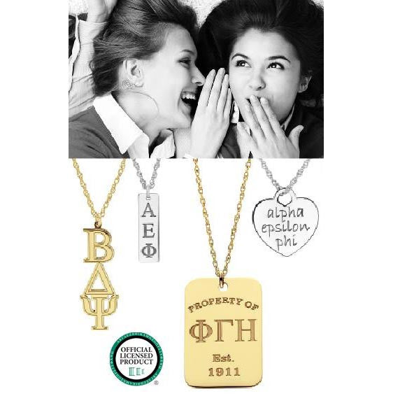 Sorority Jewelry