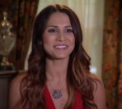 Andi Dorfman - The Bachelor - Monogram Necklace