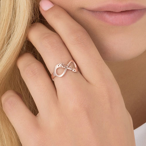 Infinity Name Ring 5
