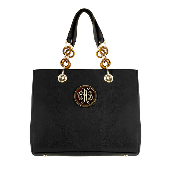 Monogram Shopper Bag 2