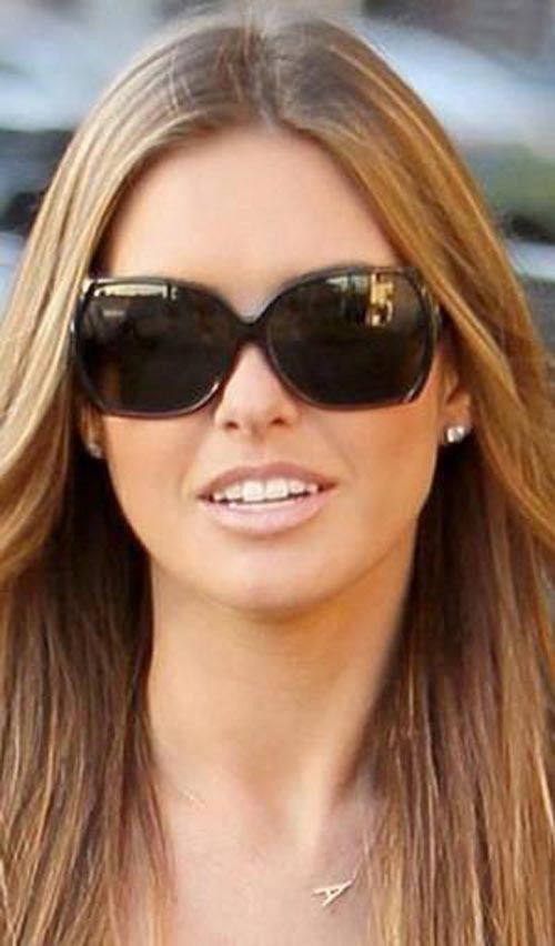 Sideways Initial Necklace-Audrina Patridge-Jessica Alba 10