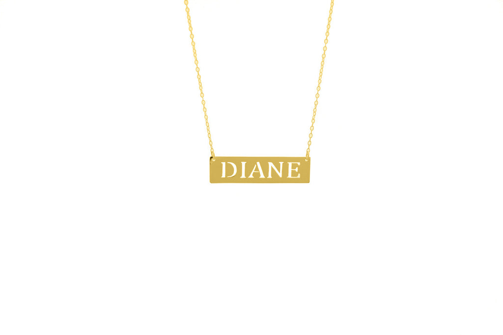 cutout name bar necklace 4