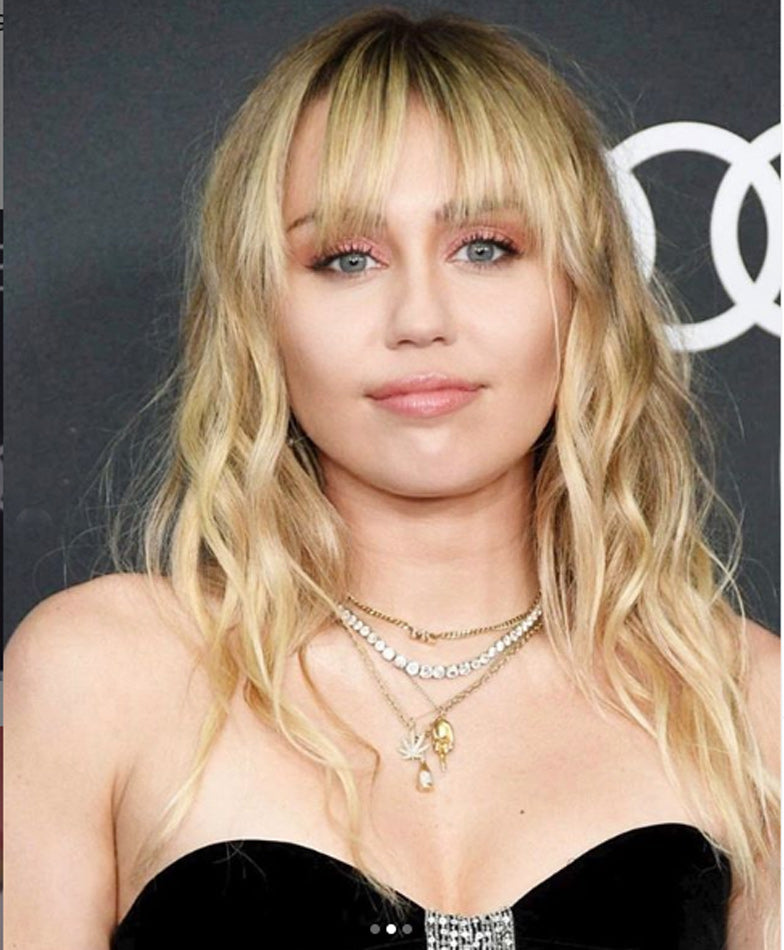 Miley Cyrus Avengers End Game Premier