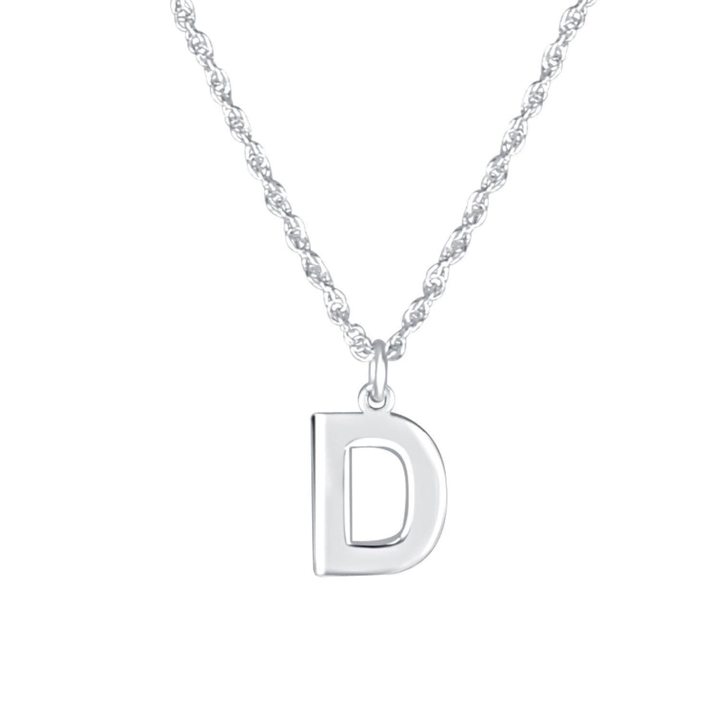 Personalized Initial Necklace 2
