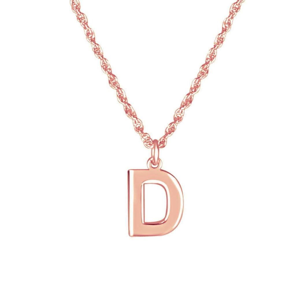 Personalized Initial Necklace 3