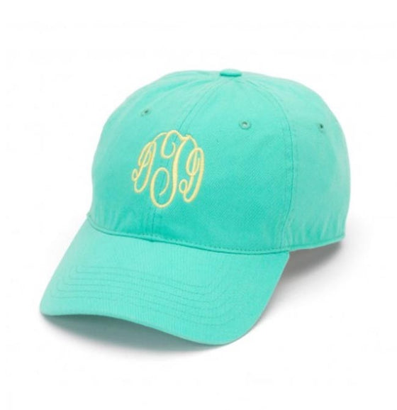 Personalized Baseball Cap-Mint
