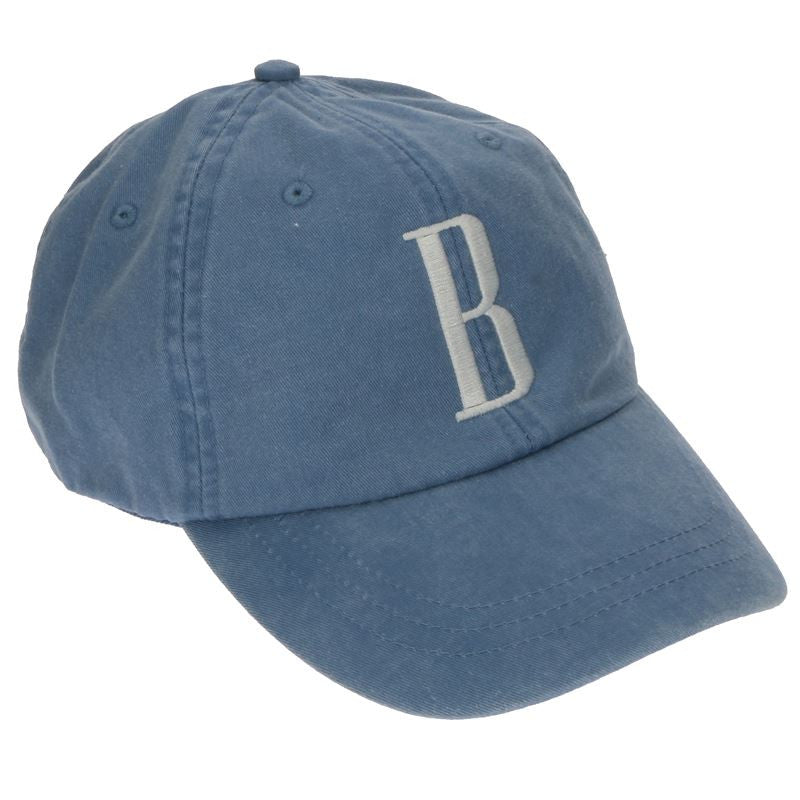 Personalized Baseball Cap-Denim