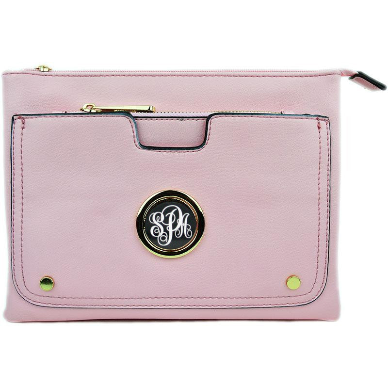 Monogram Crossbody Bag - 4 Colors