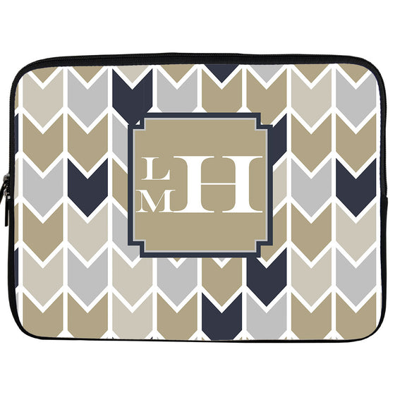 Monogram iPad or Kindle Sleeve-Southwestern