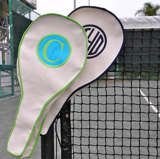 Monogram Tennis Racket Bag