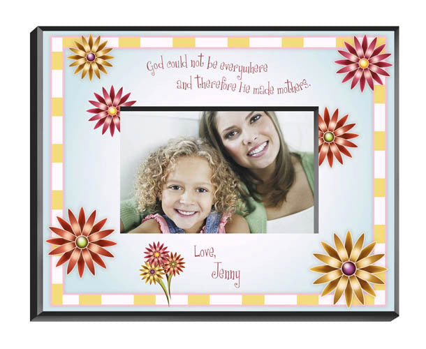 Personalized Mothers Poem Picture Frame Alternate 1