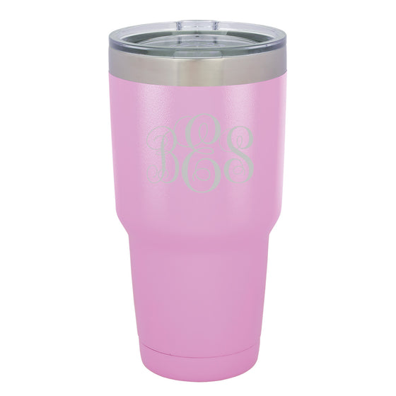 Húsavík Personalized Travel Mug - Lavender