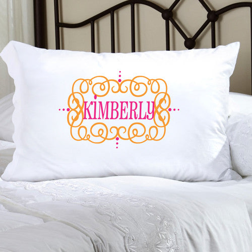 Personalized Pillow Case Glamour Girl Alternate 3