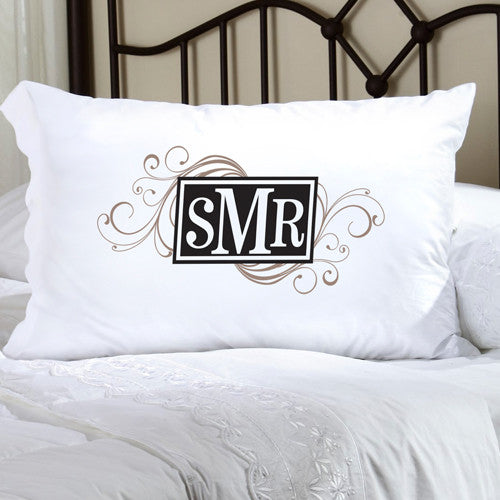 Personalized Pillow Case Cheerful