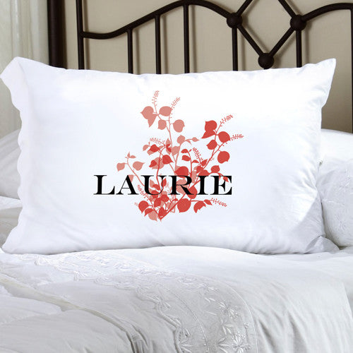 Personalized Pillow Case Graceful Nature Alternate 3