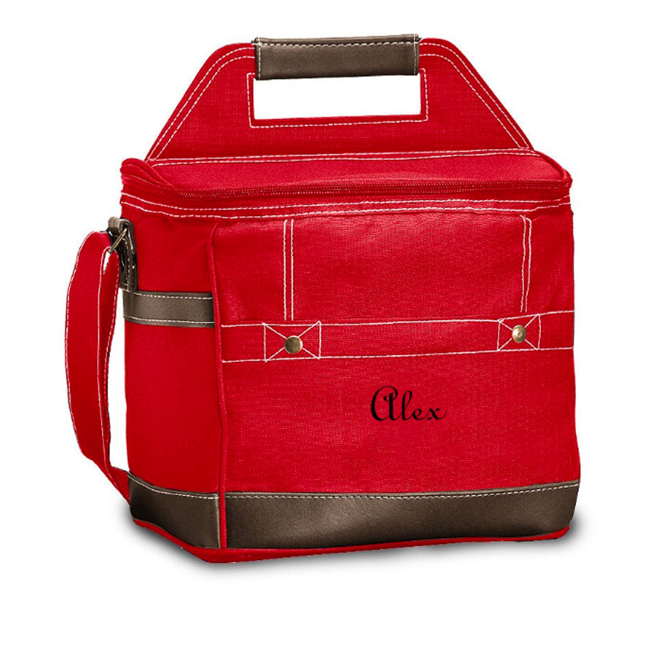 Personalized Insulated Cooler Bag - 3 Colors 4