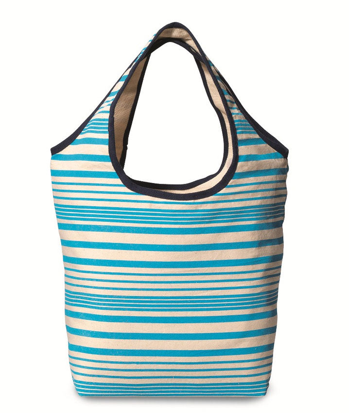 Reversible Monogram Tote Bag - 2 Colors / 2