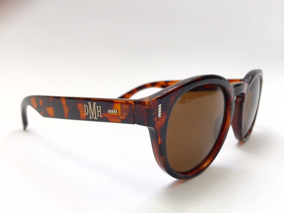 Personalized Block Monogram Sunglasses