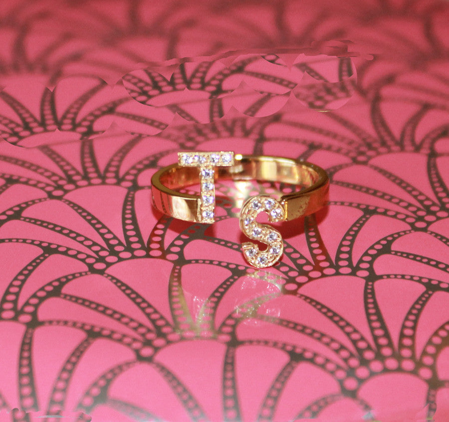 staggered initial ring