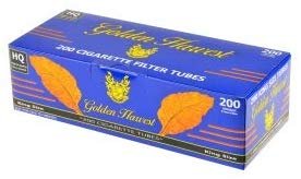 Golden Harvest Light (Blue) Kings - SimplyEpicSmokes