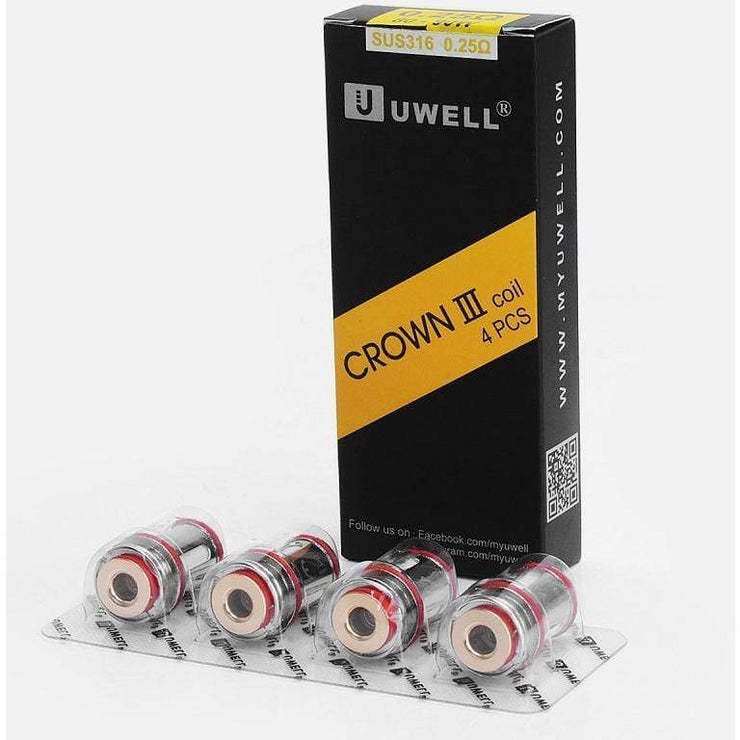 UWell Crown Coils - SimplyEpicSmokes