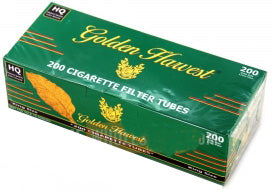 Golden Harvest Menthol (Green) Kings - SimplyEpicSmokes