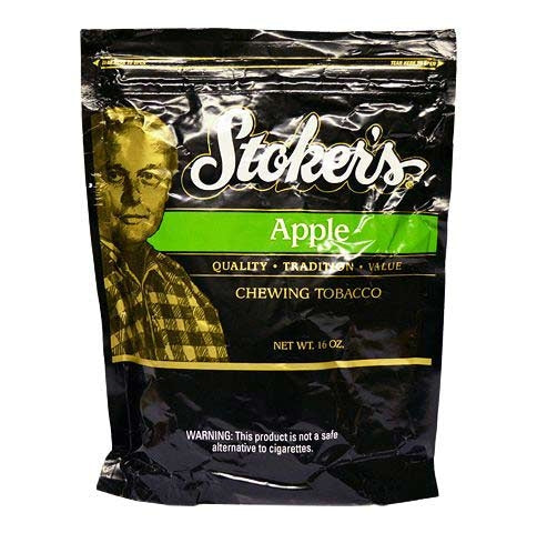 Stokers Chew Apple - SimplyEpicSmokes
