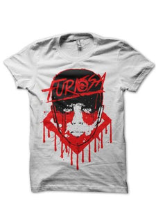 Imperator Furiosa Blood T Shirt_White