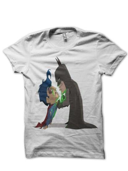 Batman 29 White Tee