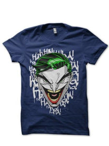 Suicide Squad 23 Navy Tee