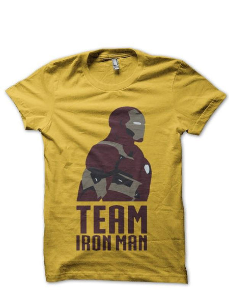 Team Iron Man