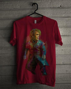 Tyrion Lannister Maroon T Shirt