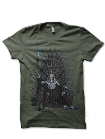 Waker Throne Olive Tee