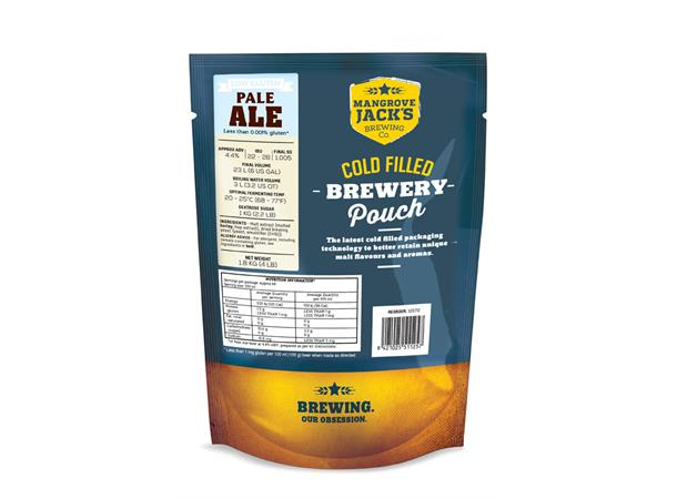 GLUTEN FREE PALE ALE POUCH TRADITIONAL SERIES 1,8KG