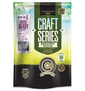 MIXED BERRY CIDER POUCH