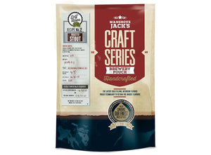 ROASTED STOUT WITH DRY HOPS POUCH CRAFT SERIES, 2,2 KG