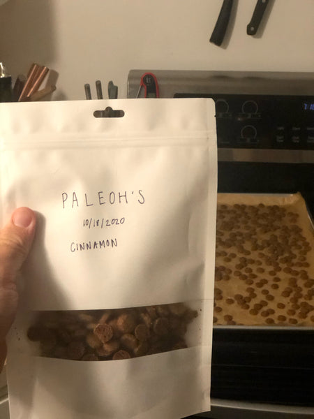 Developing the Paleoh's Cereal Recipe
